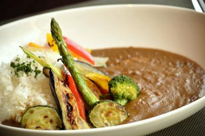 焼き野菜カレーresize